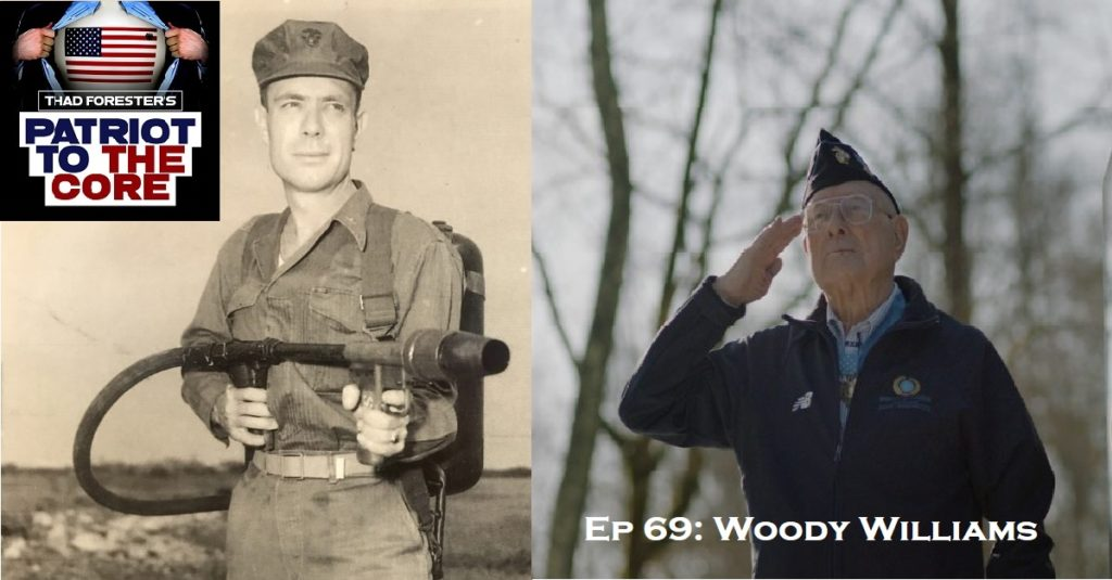 Woody Williams MOH
